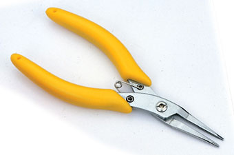 5 '' Chain Nose Pliers SA-704A / SA-704TA (with Serrated Jaws)
