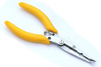 6 1/2'' Long Needle Nose Pliers (SA-709TA)